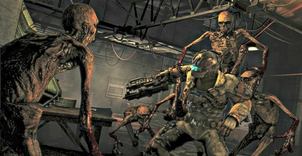 New Dead Space 3 Screenshots Show off the Feeder Enemies EA Micro Transactions Rant