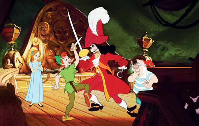 PeterPan screen Blu ray Review: Peter Pan Diamond Edition