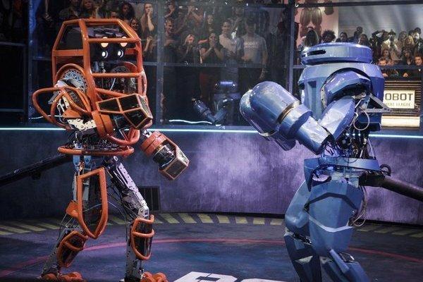 Robot TV Review: Robot Combat League