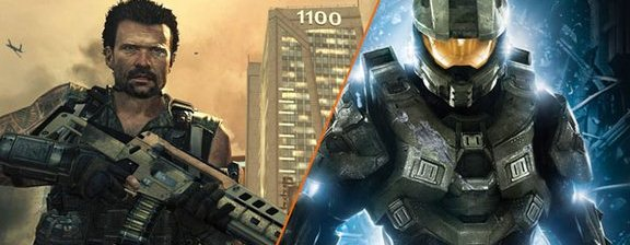 COD Black Ops 2 and Halo 4: A Literary Review