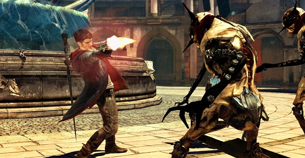 dmc devil may cry 05 Video Game Review: DMC: Devil May Cry (PC)
