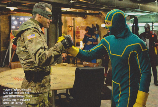 kickass201 Pictures: Kick Ass 2