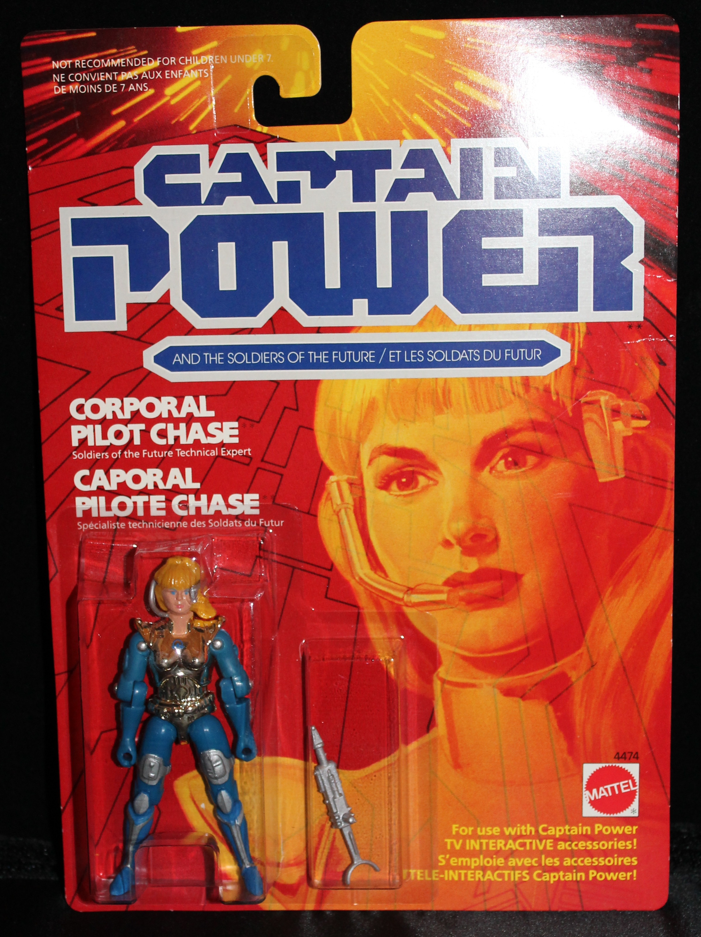 002 Vintage Toy of the Month! Captain Power!