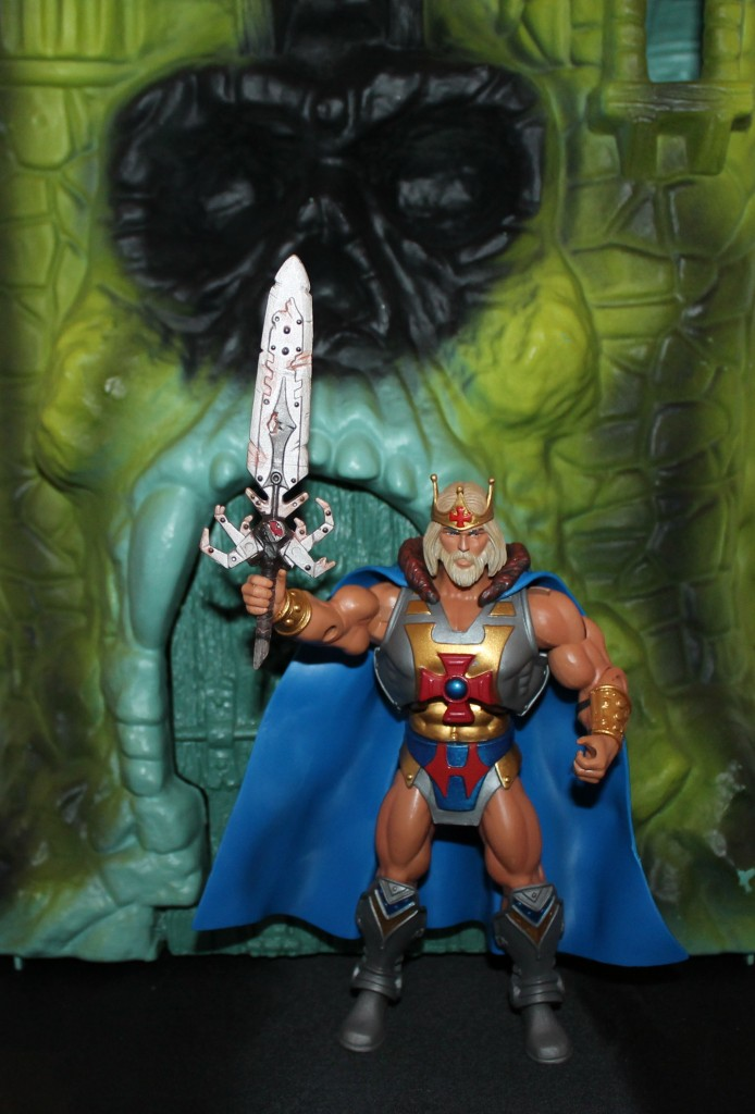 0161 694x1024 Masters of the Universe Classics: March  Fang Man & King He Man