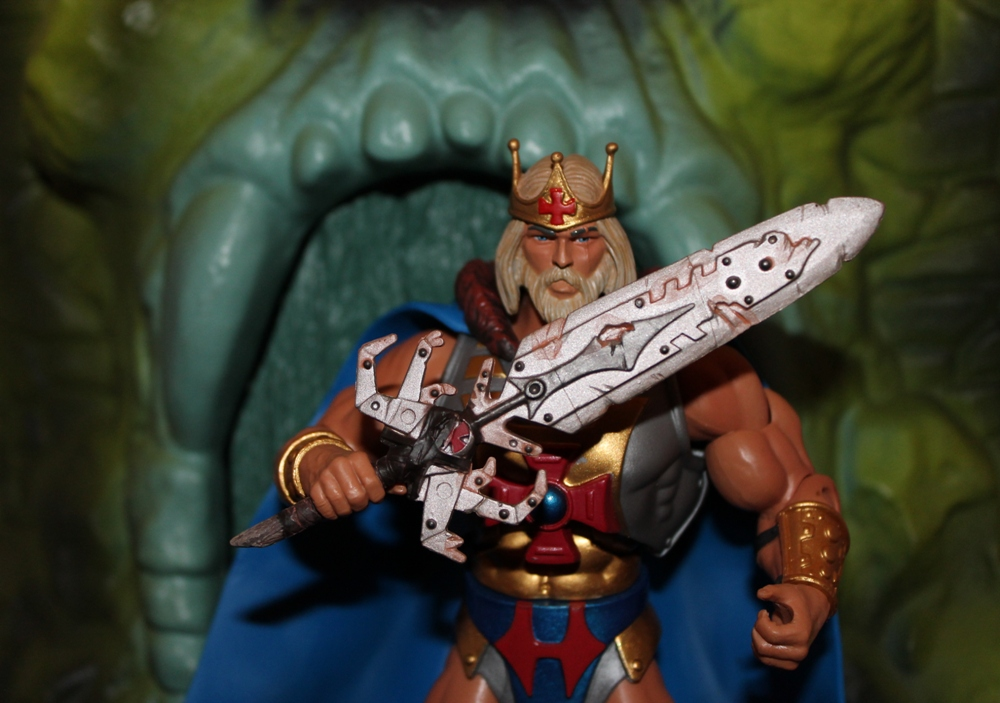 018 Masters of the Universe Classics: March  Fang Man & King He Man