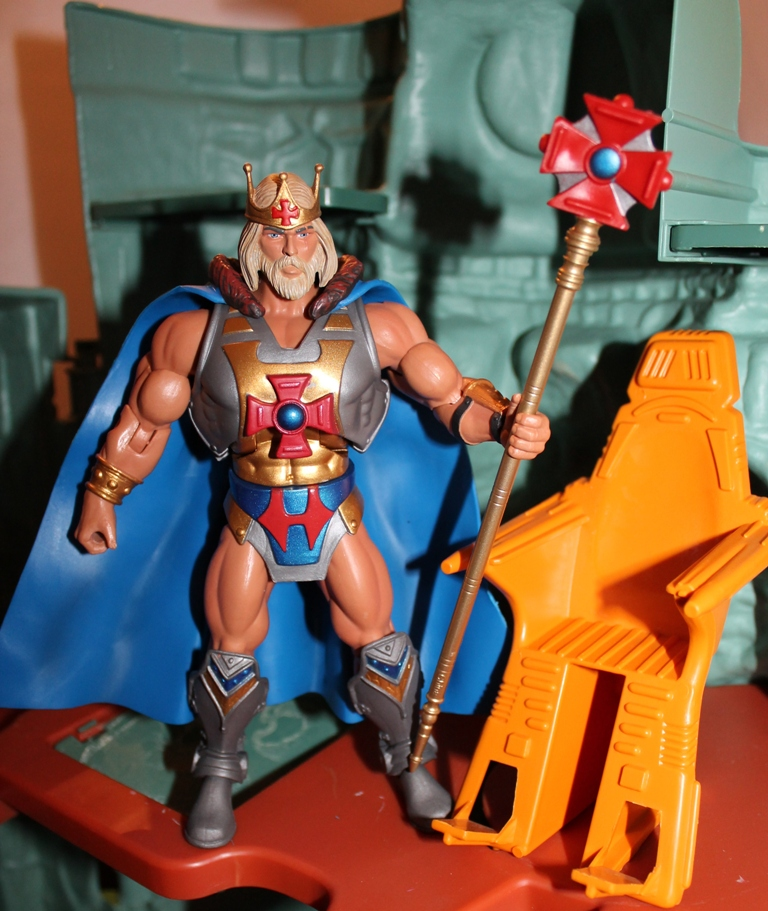 026 Masters of the Universe Classics: March  Fang Man & King He Man