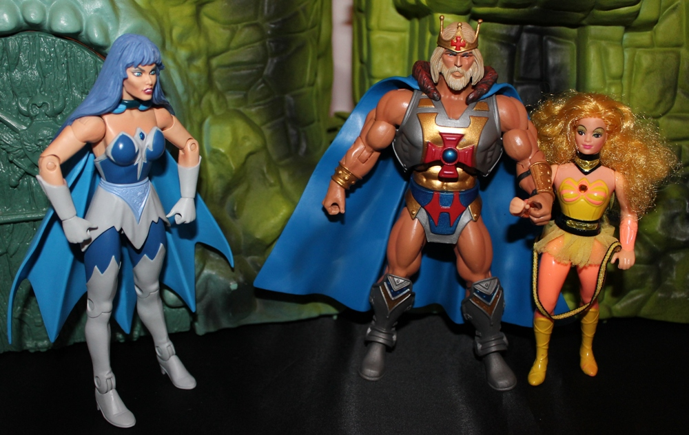 031 Masters of the Universe Classics: March  Fang Man & King He Man