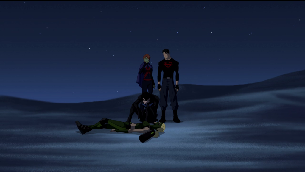 Artemis s Death young justice 31090953 1024 768 TV Review: Young Justice Invasion