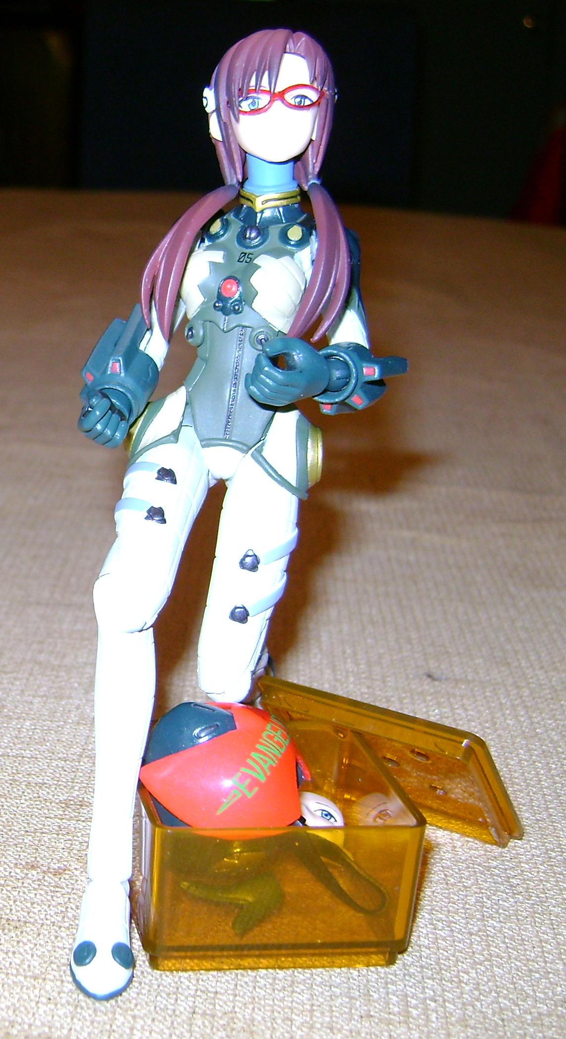 Mari R8 Evangelion: Makinami Mari Illustrious!