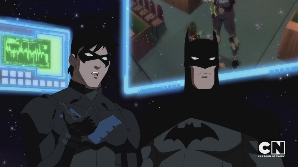 More Invasion Images young justice 30614067 1280 720 1024x576 TV Review: Young Justice Invasion