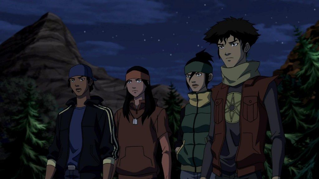 YoungJusticeInvasionRunaways04 1024x576 TV Review: Young Justice Invasion