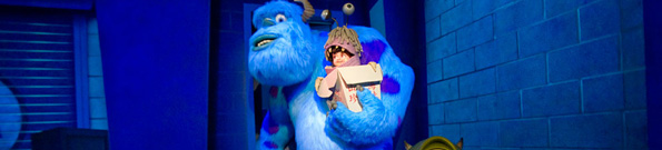 Blu-Ray Review: Monsters, Inc. 3D