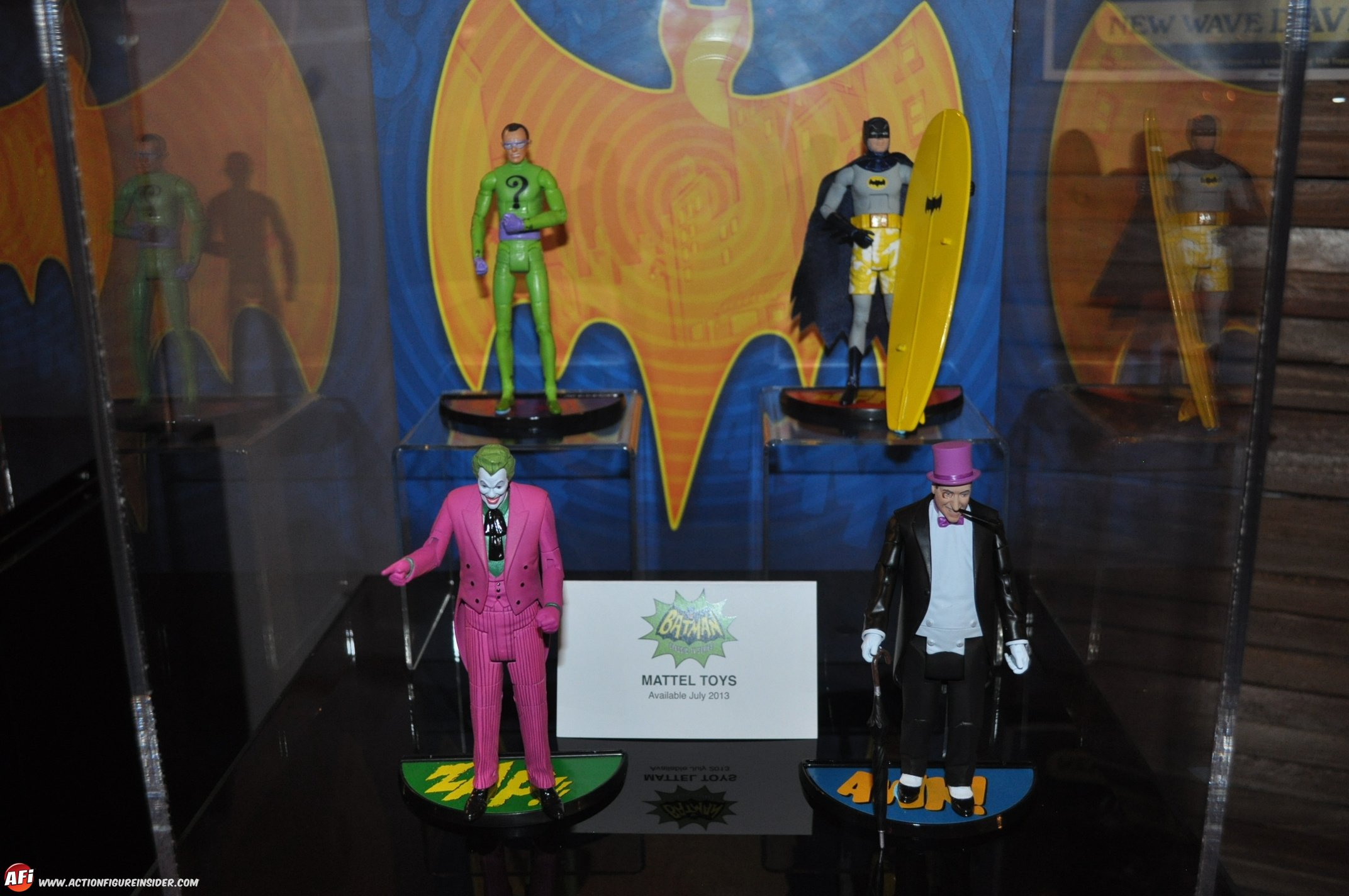 old batman04 1966 Batman Toy Line