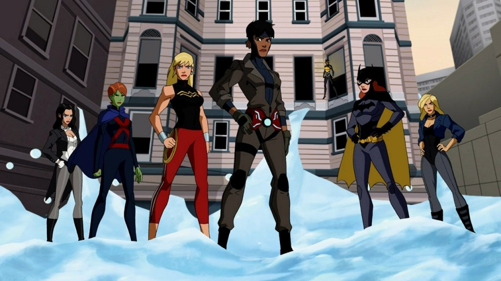 tumblr mb6ifojBUu1qenzgso1 1280 1024x576 TV Review: Young Justice Invasion