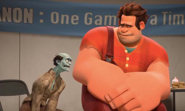 wreck02 Blu Ray Review: Pixars Wreck It Ralph