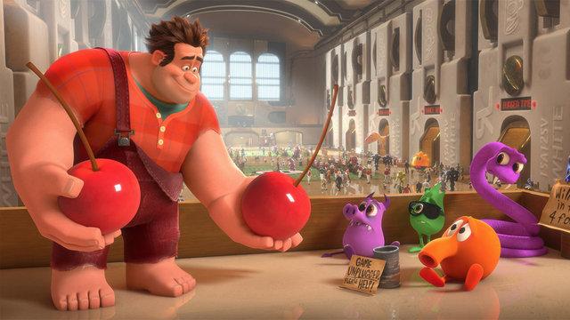 wreck03 Blu Ray Review: Pixars Wreck It Ralph