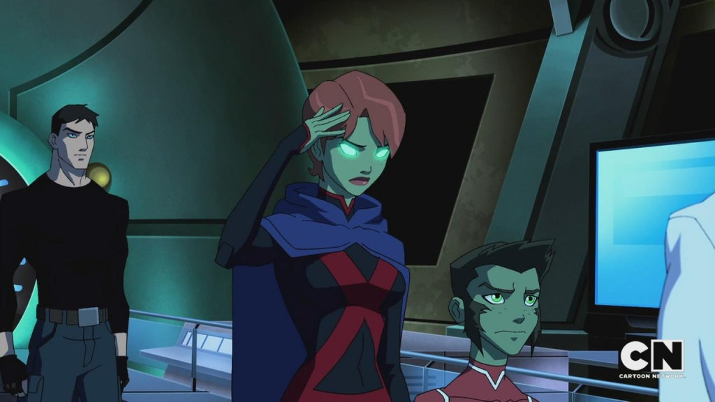 young justice invasion alienated 2 1024x576 TV Review: Young Justice Invasion
