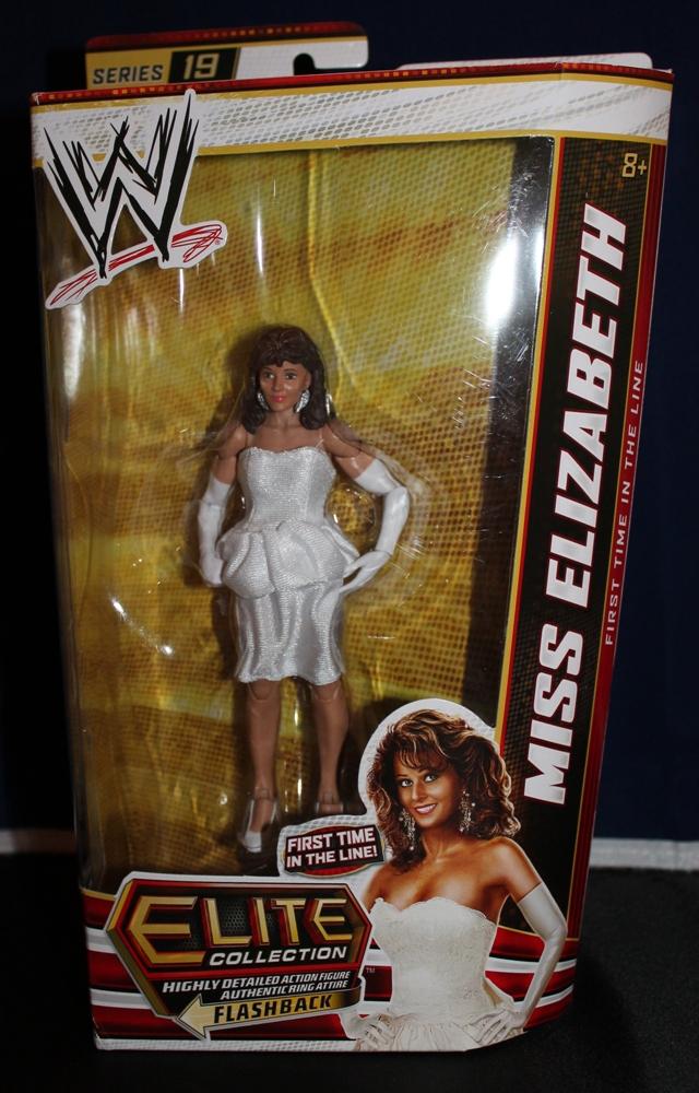 002 Miss Elizabeth WWE Elite Collection