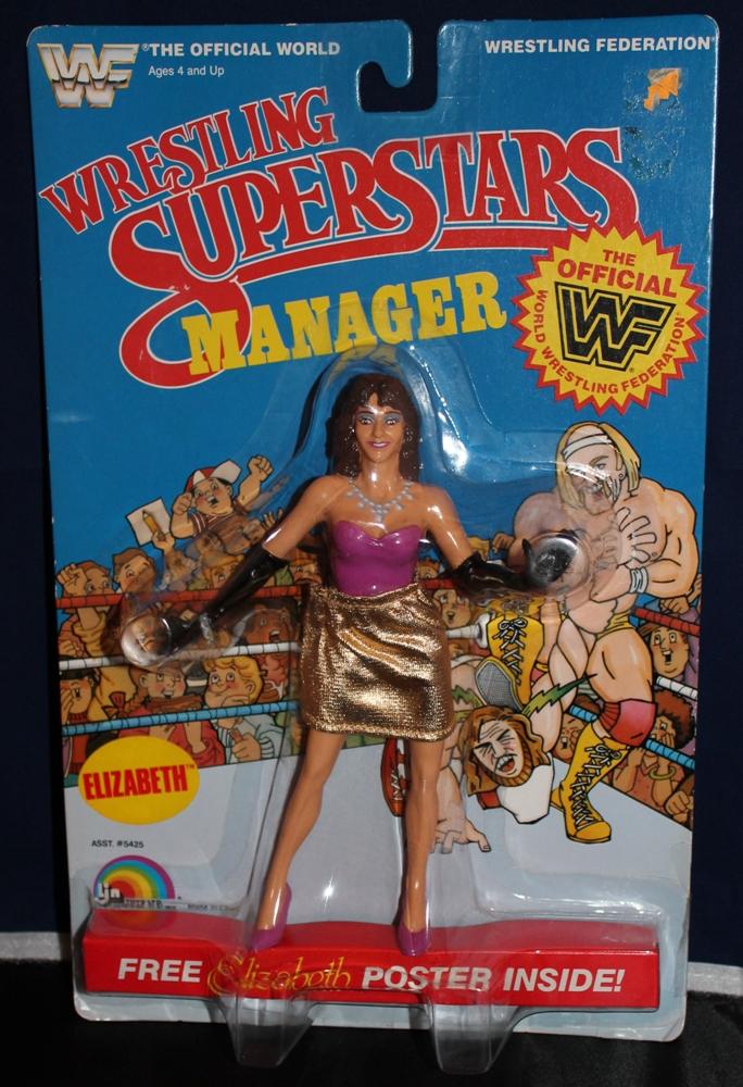 0091 Miss Elizabeth WWE Elite Collection