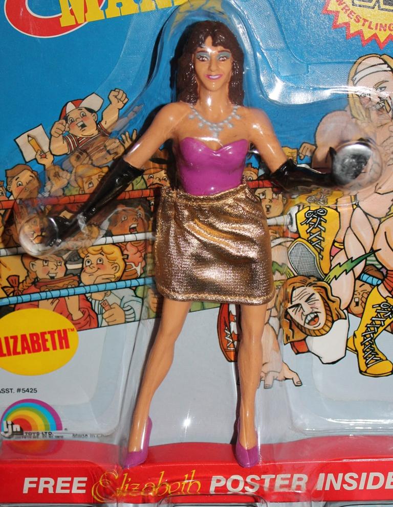 010 Miss Elizabeth WWE Elite Collection
