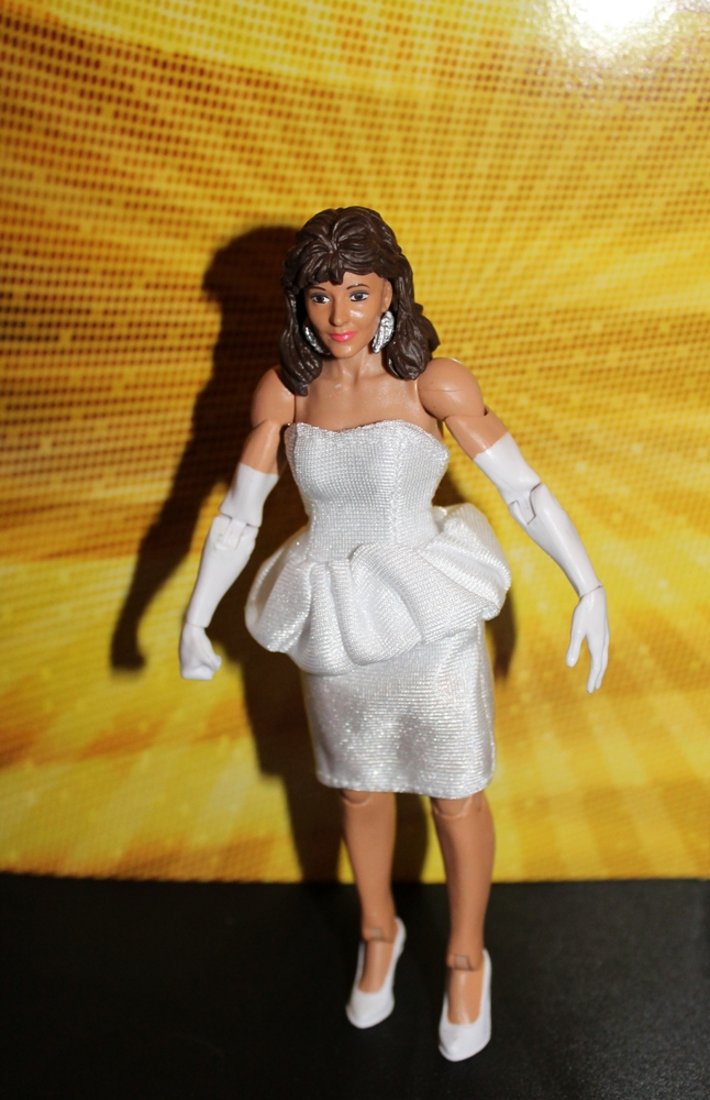 0181 Miss Elizabeth WWE Elite Collection