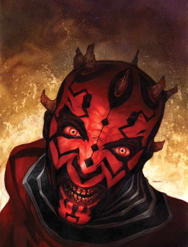 Darth Maul Death Sentence Tom Taylor Comic Book Review: Star Wars: Darth Maul – Death Sentence