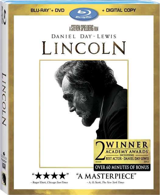Lincoln Superset PkSht11 Giving Away 3 Blu Ray Copies of Spielbergs Lincoln
