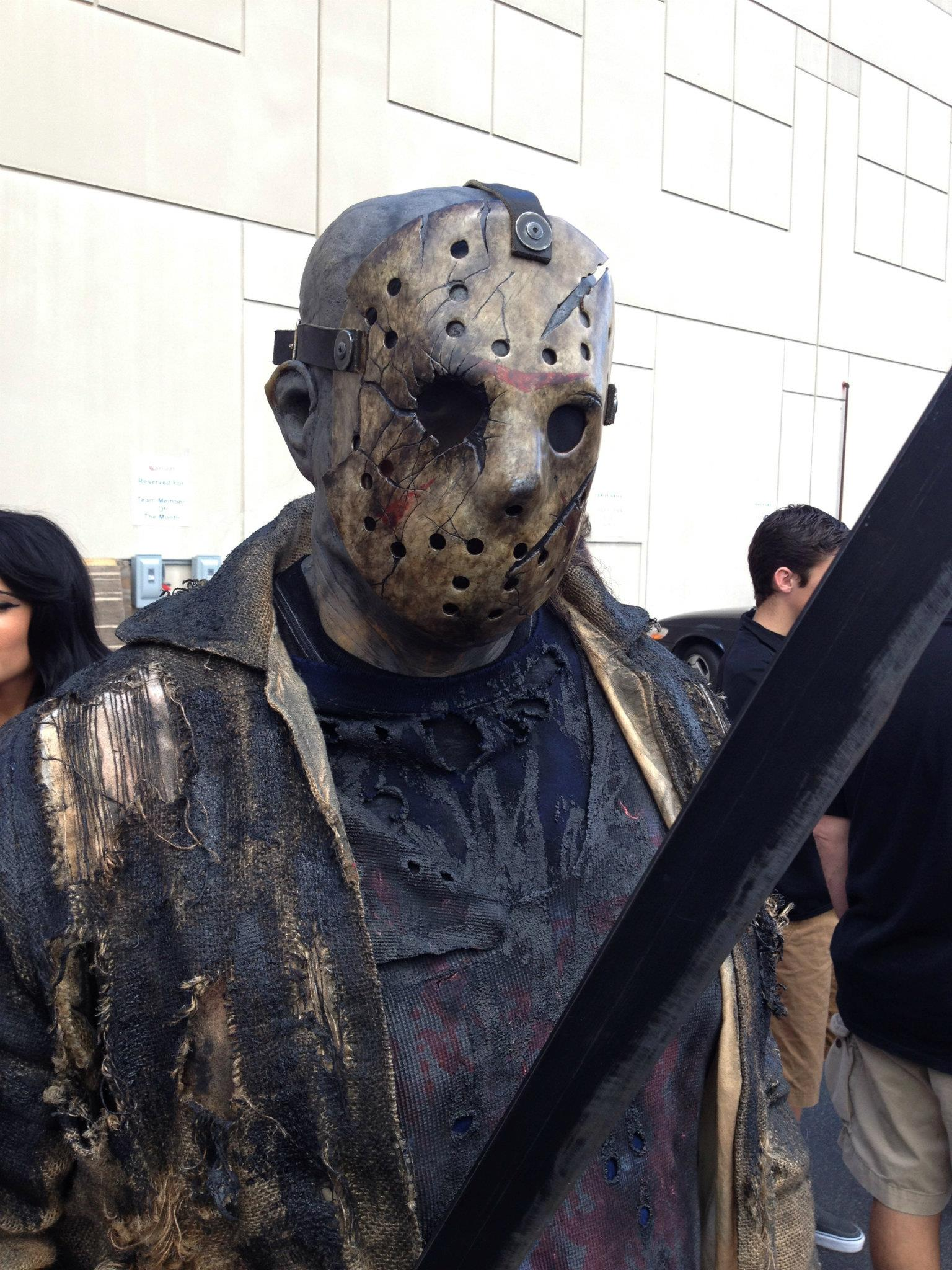 jason01 Jason Vorhees Cosplayer Interview