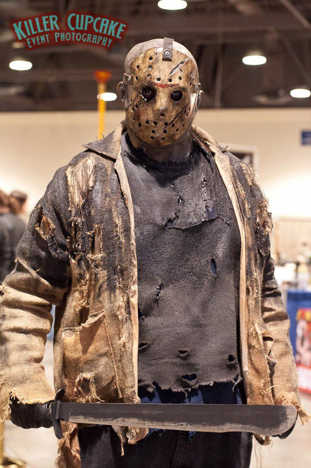 jason02 Jason Vorhees Cosplayer Interview