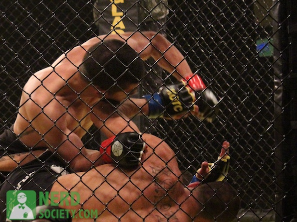 kotc 2013 1 King Of The Cage: Devestation Results