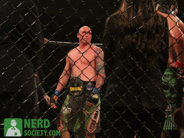 kotc 2013 11 King Of The Cage: Devestation Results