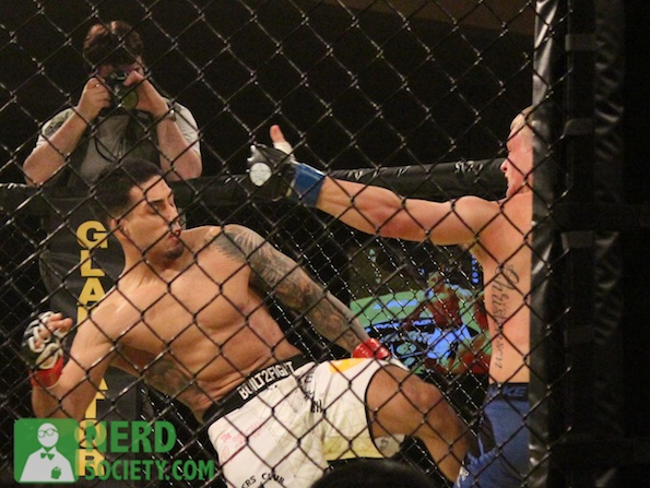 kotc 2013 3 King Of The Cage: Devestation Results