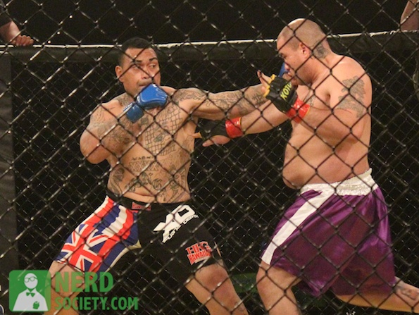 kotc 2013 4 King Of The Cage: Devestation Results