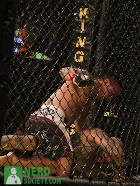 kotc 2013 5 King Of The Cage: Devestation Results