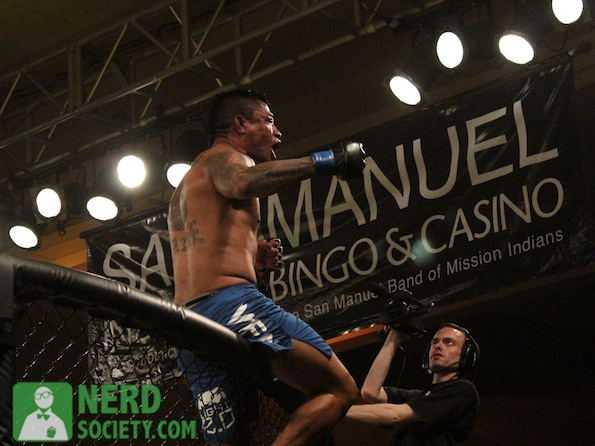 kotc 2013 7 King Of The Cage: Devestation Results