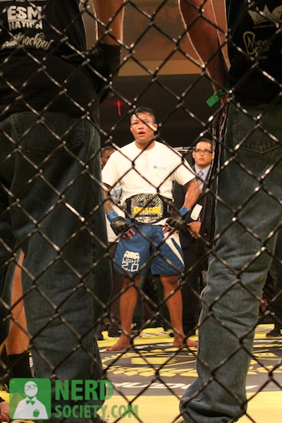 kotc 2013 8 King Of The Cage: Devestation Results