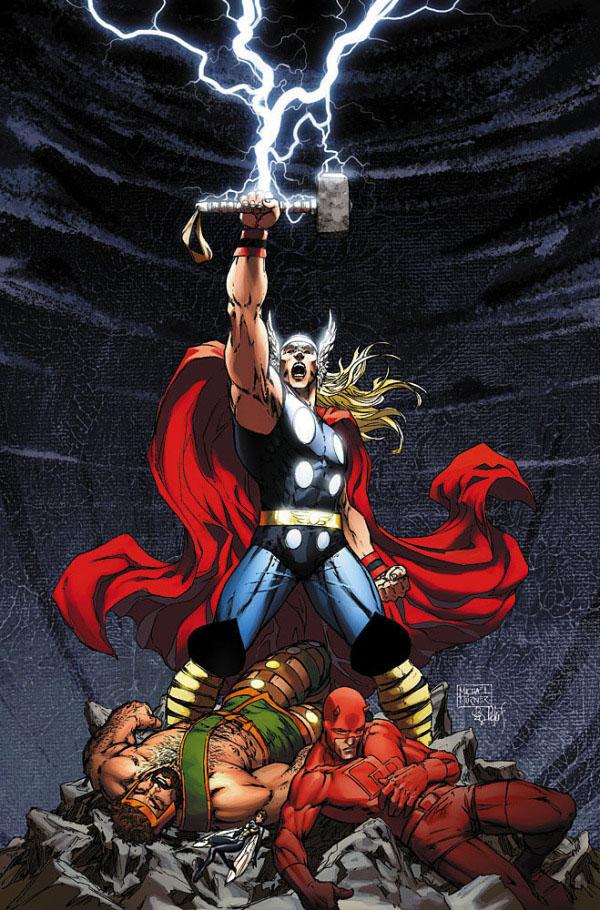 thor turner1 New Thor Poster