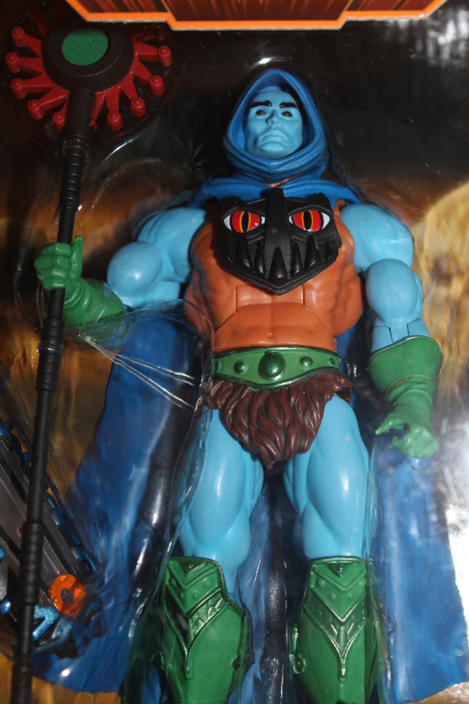 0062 Masters of the Universe Classics: May  Karatti and The Fighting Foe Men!