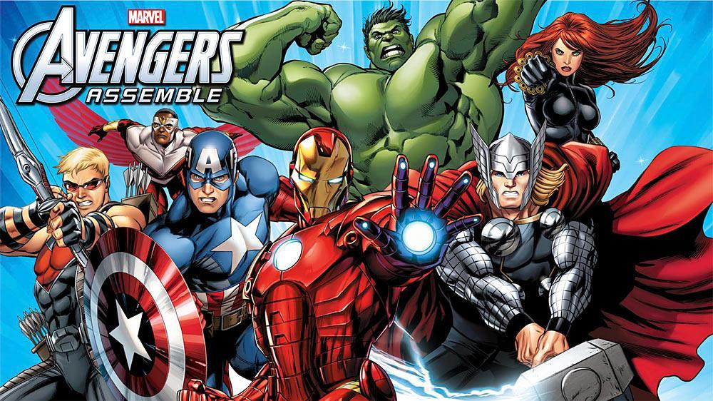 AvengersAssemble2 TV Show Review: Avengers Assemble Premiere