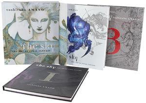 Final Fantasy The Sky: The Art of Final Fantasy