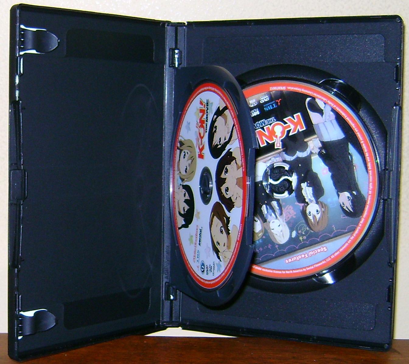 KON Movie2 K ON! The Movie: DVD Review!