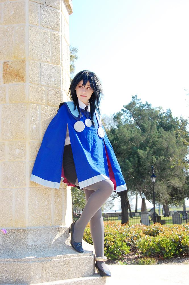 Melfina 1 Cosplay Profile: Melfina