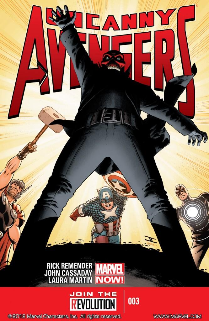 Uncanny Avengers 003 Zone 000 666x1024 Comic Book Review: Uncanny Avengers Volume 1