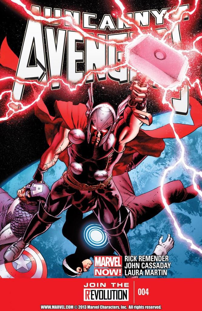 Uncanny Avengers 004 0001 666x1024 Comic Book Review: Uncanny Avengers Volume 1