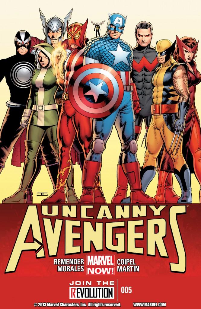 Uncanny Avengers 005 000 666x1024 Comic Book Review: Uncanny Avengers Volume 1
