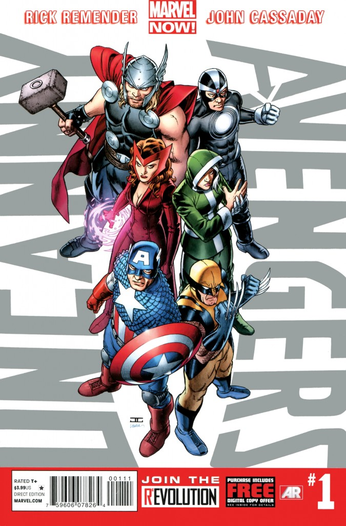 UncannyAvengers01 001a 675x1024 Comic Book Review: Uncanny Avengers Volume 1
