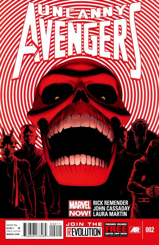 UncannyAvengers02 001a 668x1024 Comic Book Review: Uncanny Avengers Volume 1