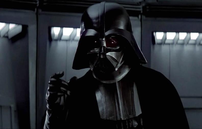 choke EA Gets The Star Wars Game License