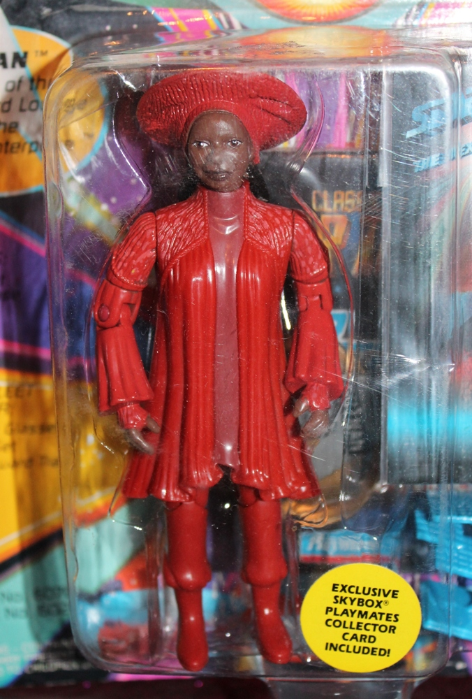 002 Vintage Toy of the Month! Star Trek's Guinan
