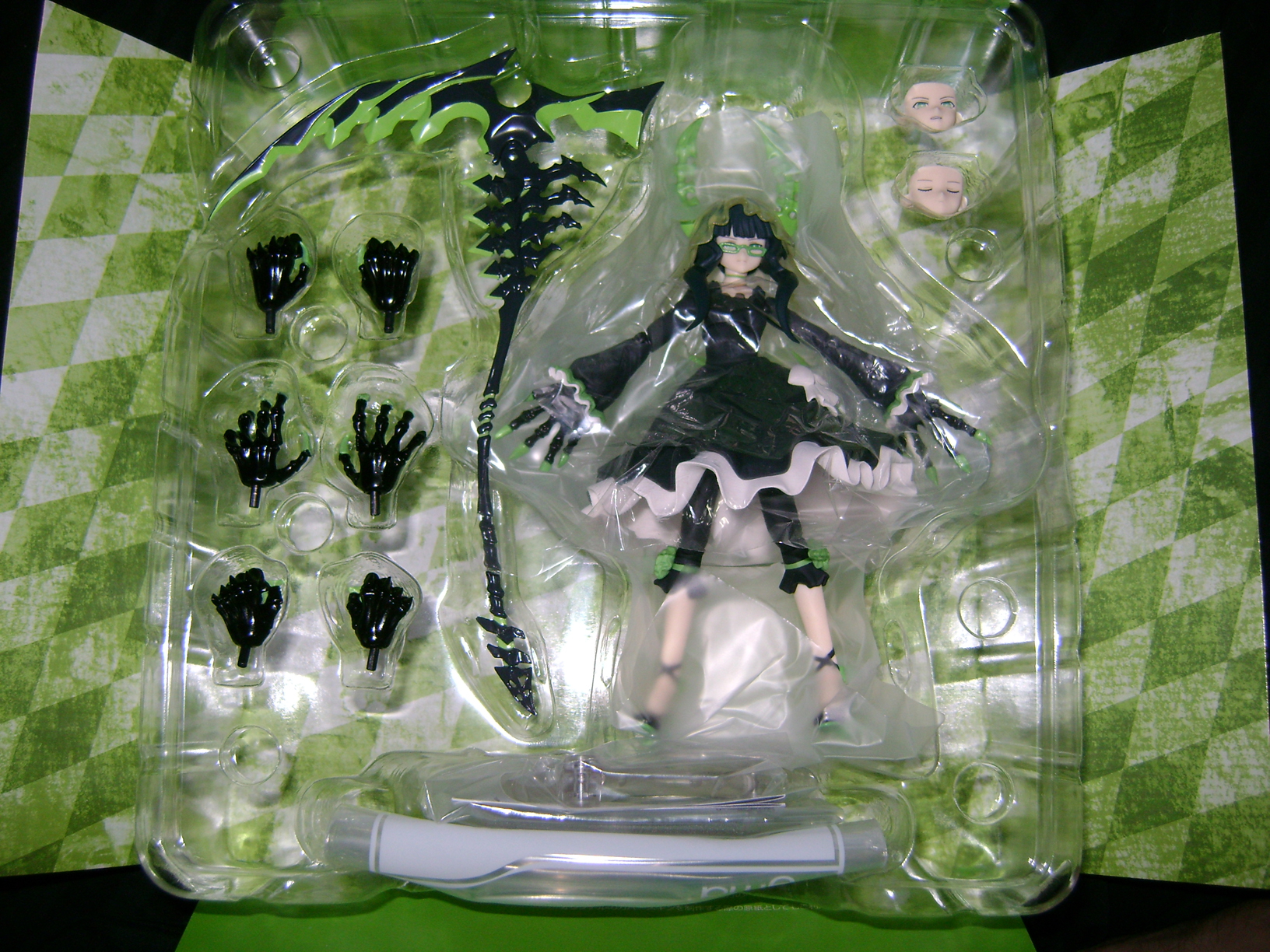 DMTV 3 Figma Fanatic: Dead Master, BRS TV Animation Version!